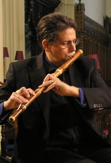 Peter H. Bloom baroque flute