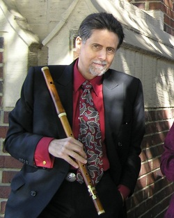 Peter Bloom historical flute